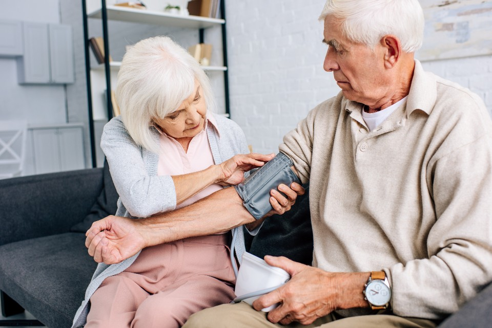 Does Medicare cover blood pressure monitors?